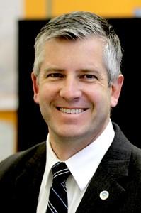 Former East High principal John Youngquist